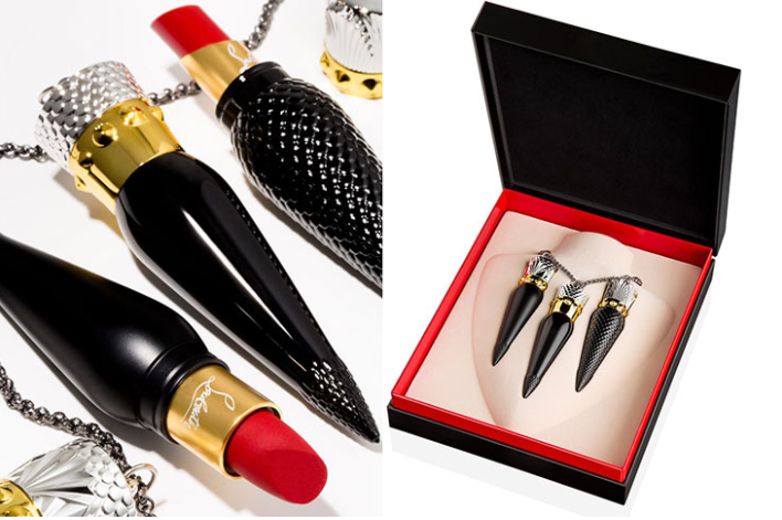 Помада - Christian Louboutin Rouge Louboutin Lip Colour Collection