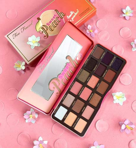 Too Faced - Sweet Peach Collection Spring 2017
