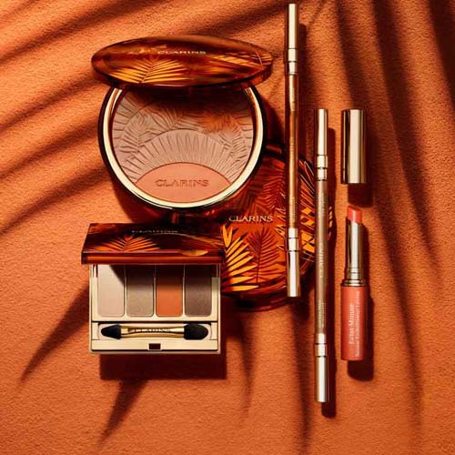 Clarins - Summer Bronze Makeup Collection