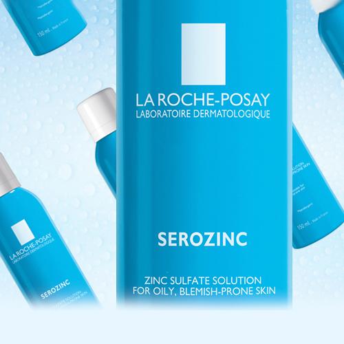 La Roche-Posay - SEROZINC