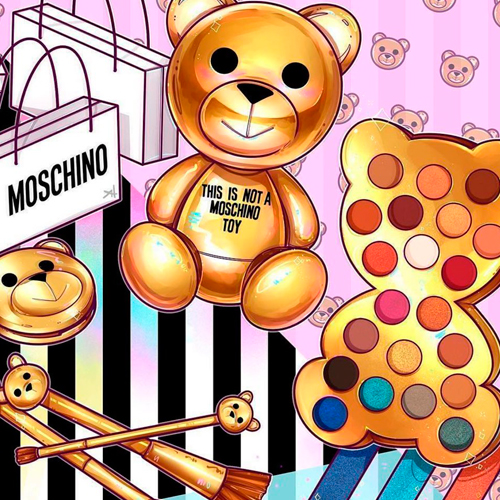 SEPHORA x Moschino Makeup Collection