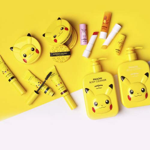 Tony Moly - Pokemon