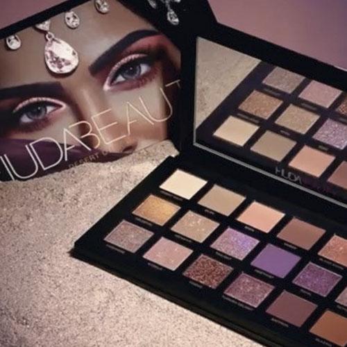 Huda Beauty - Desert Dusk Palette