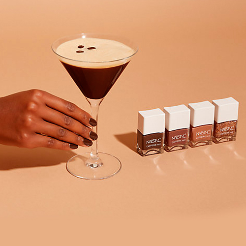 Nails Inc. - Caffeine Hit Collection