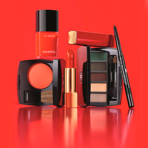 Chanel Libre Numéros Rouges Collection